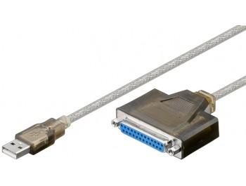 USB till parallelladapter