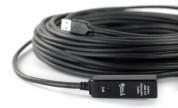 USB 2.0 aktiv förlängningskabel 20m | Kabelbutiken.com