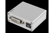 Thunderbolt till HDMI/DVI/VGA-adapter