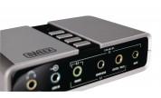 Externt Ljudkort Sweex 7.1 externt USB-ljudkort
