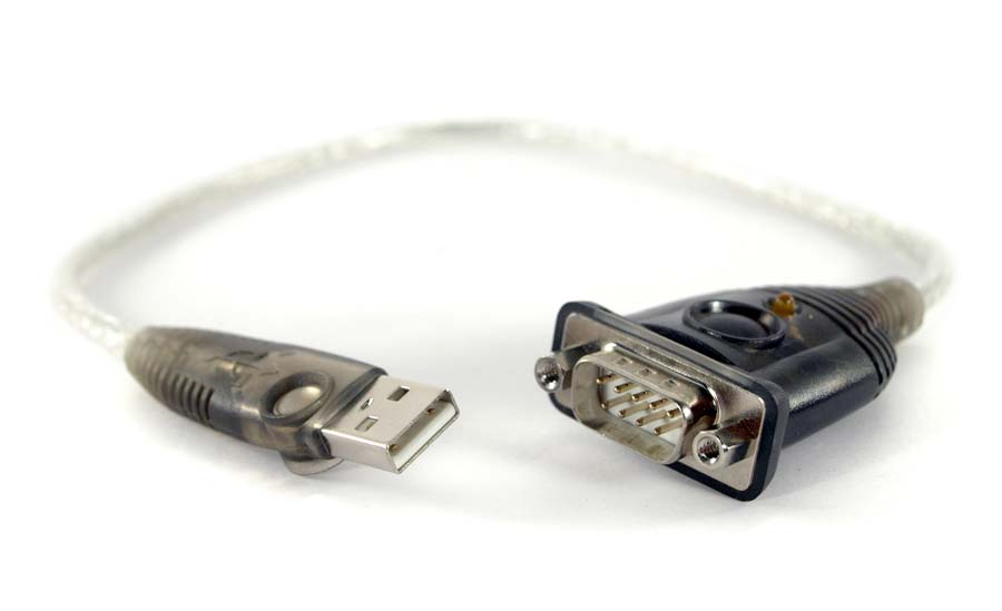Adapter USB till RS232