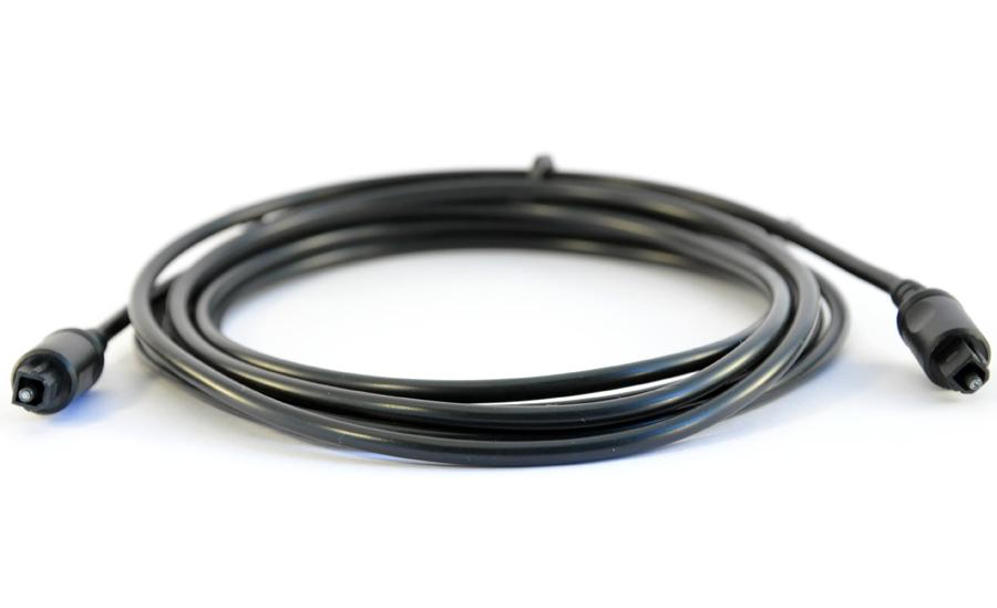Digital Toslink-kabel 1 m