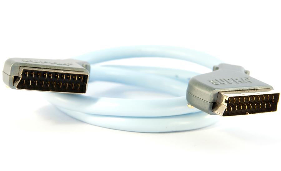 Supra FS Scart-kabel 1 m