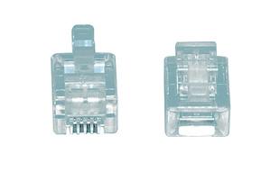 Modularkontakt RJ11 / 6P4C