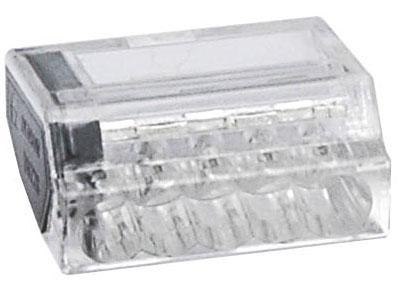 Kopplingsklämma 5-Pol, 0,5-2,5 mm²