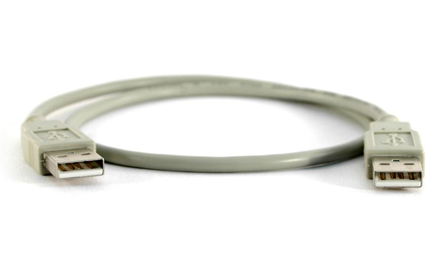 USB 2.0-kabel A hane - A hane 3 m