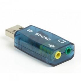 Kompakt USB-ljudkort