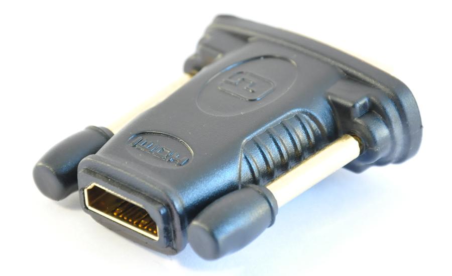 Adapter DVI-hane - HDMI-hona