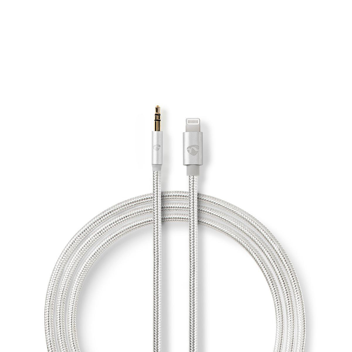 Apple Lightning till  3.5 mm hane 1.00 meter