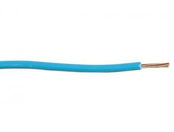 FK-kabel 1.5 mm2 blå H07V-R 100 m