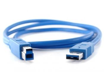 USB 3.0-kabel 1m | Kabelbutiken.com