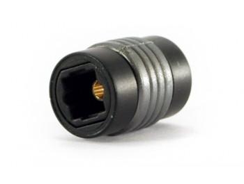 Optisk Toslink Adapter hona - Toslink hona