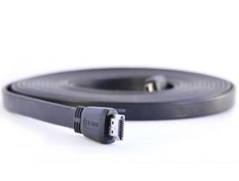 HDMI-kabel Flat v1.3 2.5m - finns på kabelbutiken.com