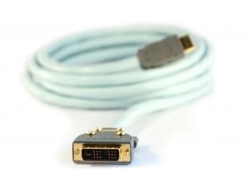 Supra HDMI-DVI-kabel - finns på kabelbutiken.com