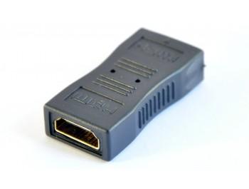 Adapter HDMI hona - HDMI hona - finns på kabelbutiken.com