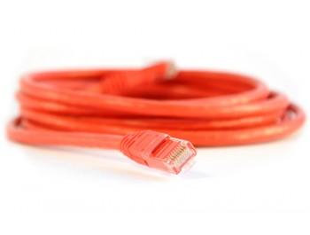 Nätverkskabel UTP Cat6 korskopplad 1m | Kabelbutiken.com