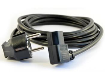 Apparatkabel 230v IEC C13