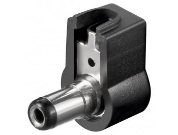 DC-plug 2.1 x 5.5 mm