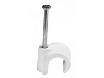 Spikklammer vita SC, Sormat SC 8-12 mm 100st