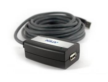 USB 2.0 aktiv förlängningskabel 5m | Kabelbutiken.com