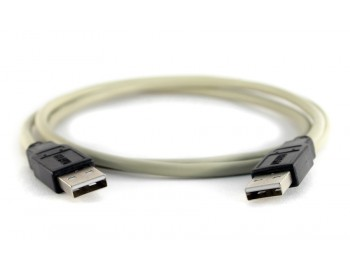 USB 2.0-kabel A hane - A hane 1m - finns på Kabelbutiken.com