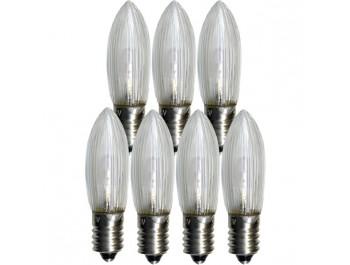 Resevlampor Ljusstake 7-ljus Universal Led