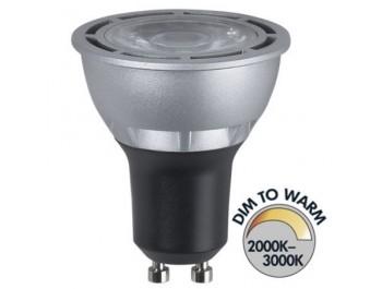 Led Spotlight GU10 280 lm 5w(41w) Dim-To-Warm