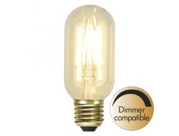 Led-Lampa Filament E27 140lm 1,3w 2100k Soft-Glow Dimbar