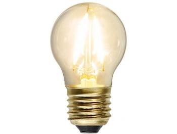Led-Lampa Filament E27 120lm 2w 2100k Soft-Glow