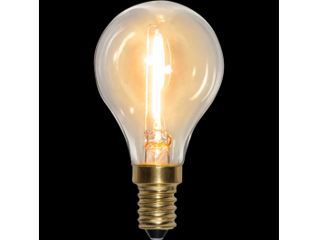 Led-Lampa Filament E14 70lm 0,8w 2100k Soft-Glow