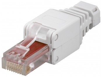 Modularkontakt Cat6/RJ45 UTP Tooless