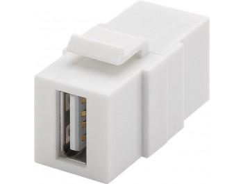 KeyStone USB-modul 2x USB 2.0 female (Type A)