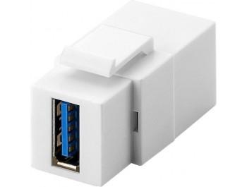 KeyStone USB-modul 2x USB 3.0 hona Type A