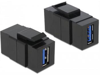 USB 3.0 Typ A uttag Keystone