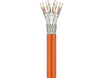 Cat7a Duplex S/FTP (PiMF) 100 m