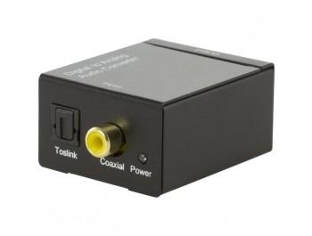Digital till analog ljudomvandlare