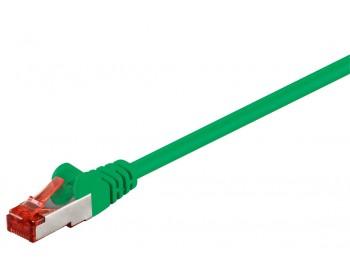 Nätverkskabel S/FTP Cat6 patchkabel 15 m