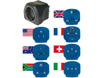Reseadapter Universal TravelPack 150 länder