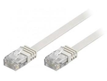 Platt/ Flat Nätverkskabel UTP Cat6