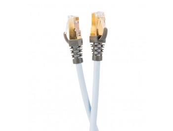 Supra Cat8 Nätverkskabel STP Flamskyddad Halogenfri