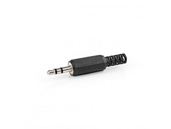 3.5 mm telekontakt stereo hane