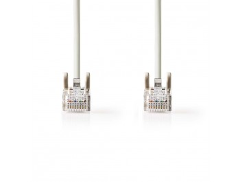 Nätverkskabel UTP Cat5e patchkabel 3 m