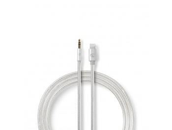 Apple Lightning till  3.5 mm hane 1.00 meter