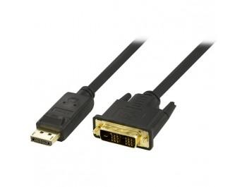 DisplayPort hane - DVI-hane 2 m