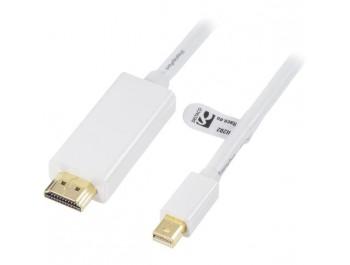 Mini DisplayPort till HDMI med ljud - 3m