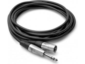 HOSA HSX-005 REAN - Balanserad XLR till Tele-kabel 1,5 m