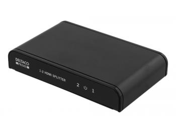 HDMI-splitter Deltaco Prime 4k