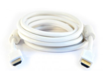HDMI-kabel v1.3 15 m Vit