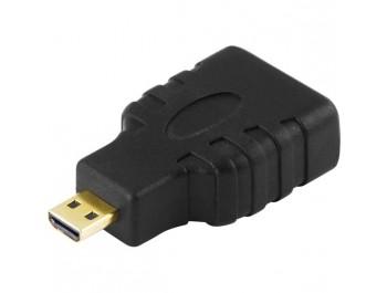 Micro HDMI hane till HDMI hona