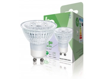 LED-lampa i halogenstil MR16 GU10 2,3W 140 lm 2 700 K